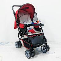 Baby Stroller Creative Baby BS213 Crater Kereta Bayi