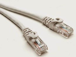 Loot Offer: BlueRigger RJ45 CAT5e Ethernet Network Lan Cable (6 Feet, White) worth Rs.792 just for Rs.69 Only @ Amazon