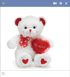 Cute Teddy Bear Emoticon