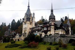 Schloss Peles, Castle Castelul Peleș, Sinaia