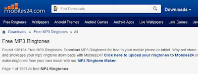 download free mp3 ringtones for android phone
