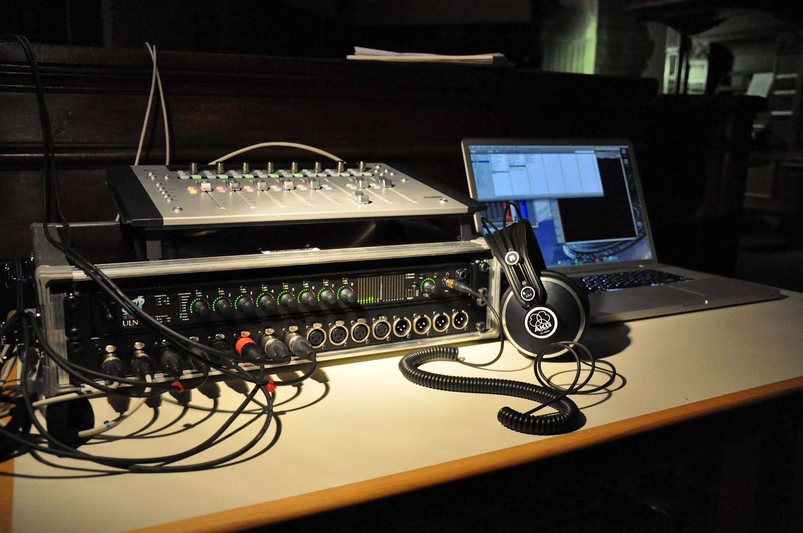 Austria s radio stephansdom spreads the word with harman s for Classic house radio station