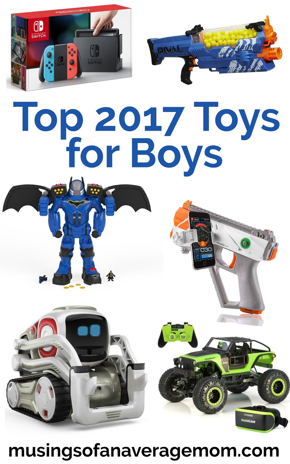Cool Toys For Boys 2017 : Musings of an average mom top toys for boys