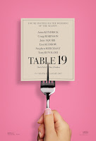 table nineteen poster
