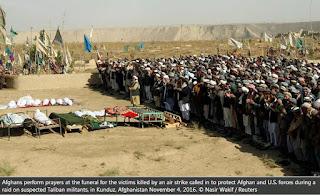 Afghanistan war crimes investigation