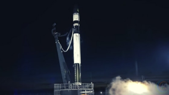 Rocket Lab Successfully launched 3 Experimental Satellites