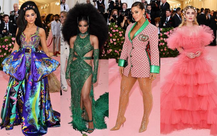 Os Looks do MET Gala 2019