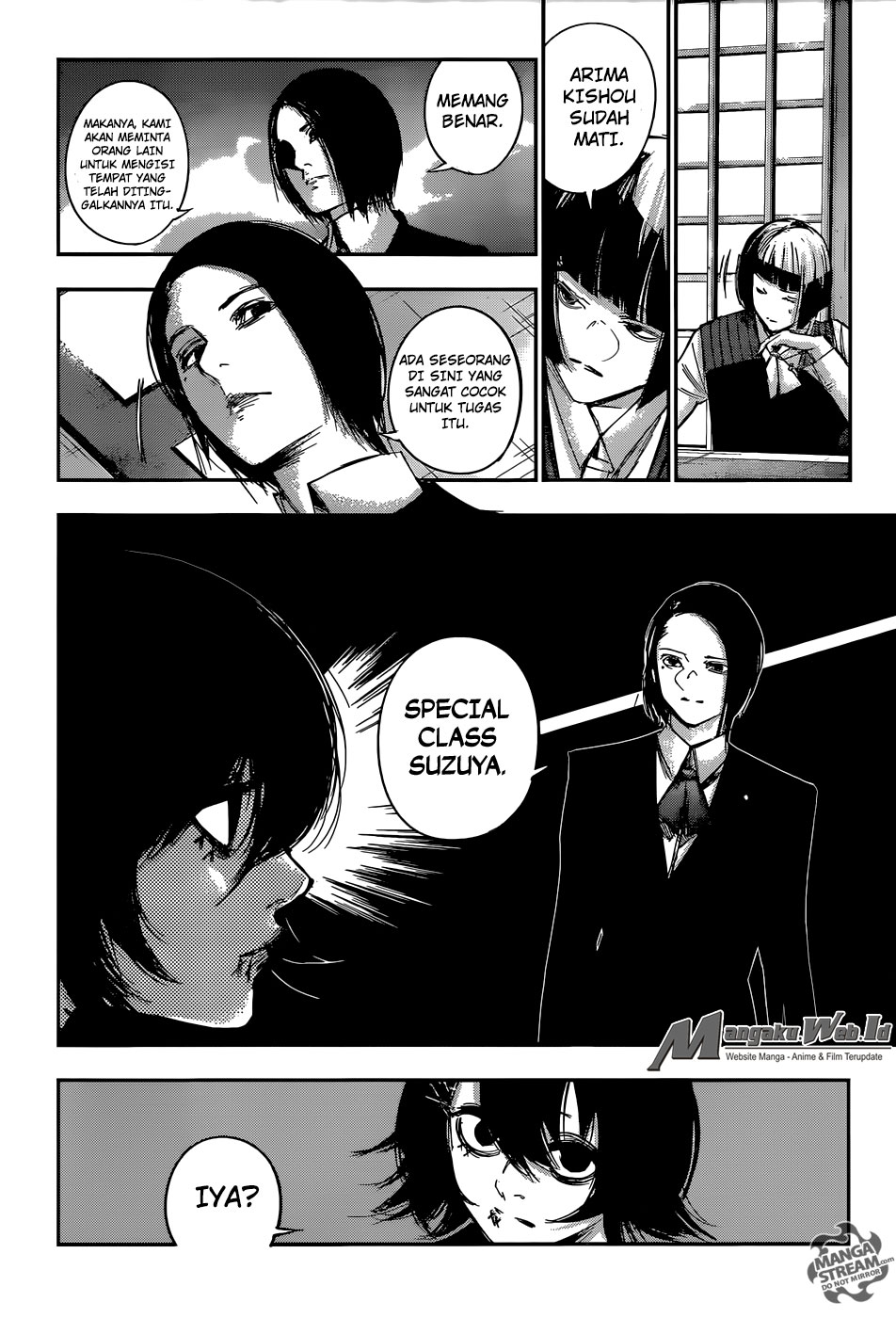 Tokyo Ghoul: Re Chapter 103-15