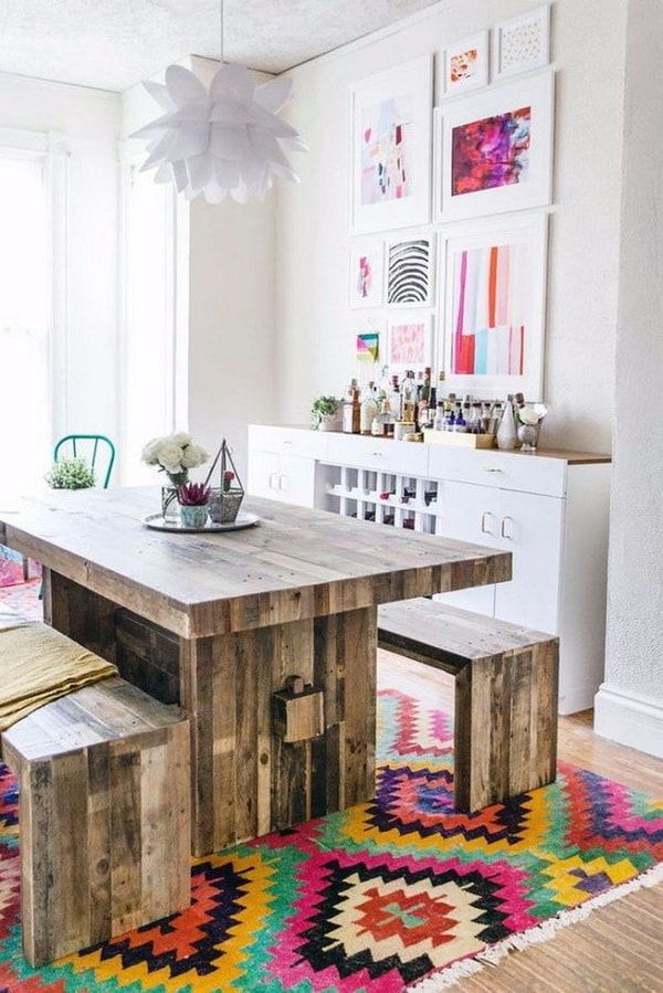 Amazing Boho Chic Style Decorating Ideas For Your Home! 9
