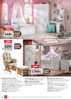 CATALOG KIKA Black Friday 2018 mobilier camera copii