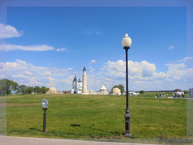 исторический Болгар