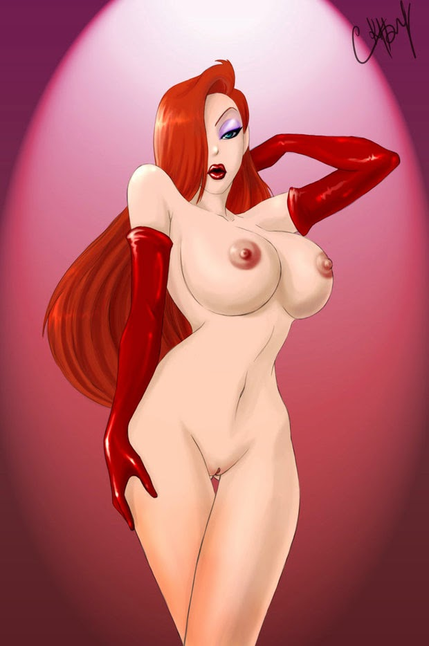 Hot jessica rabbit porn