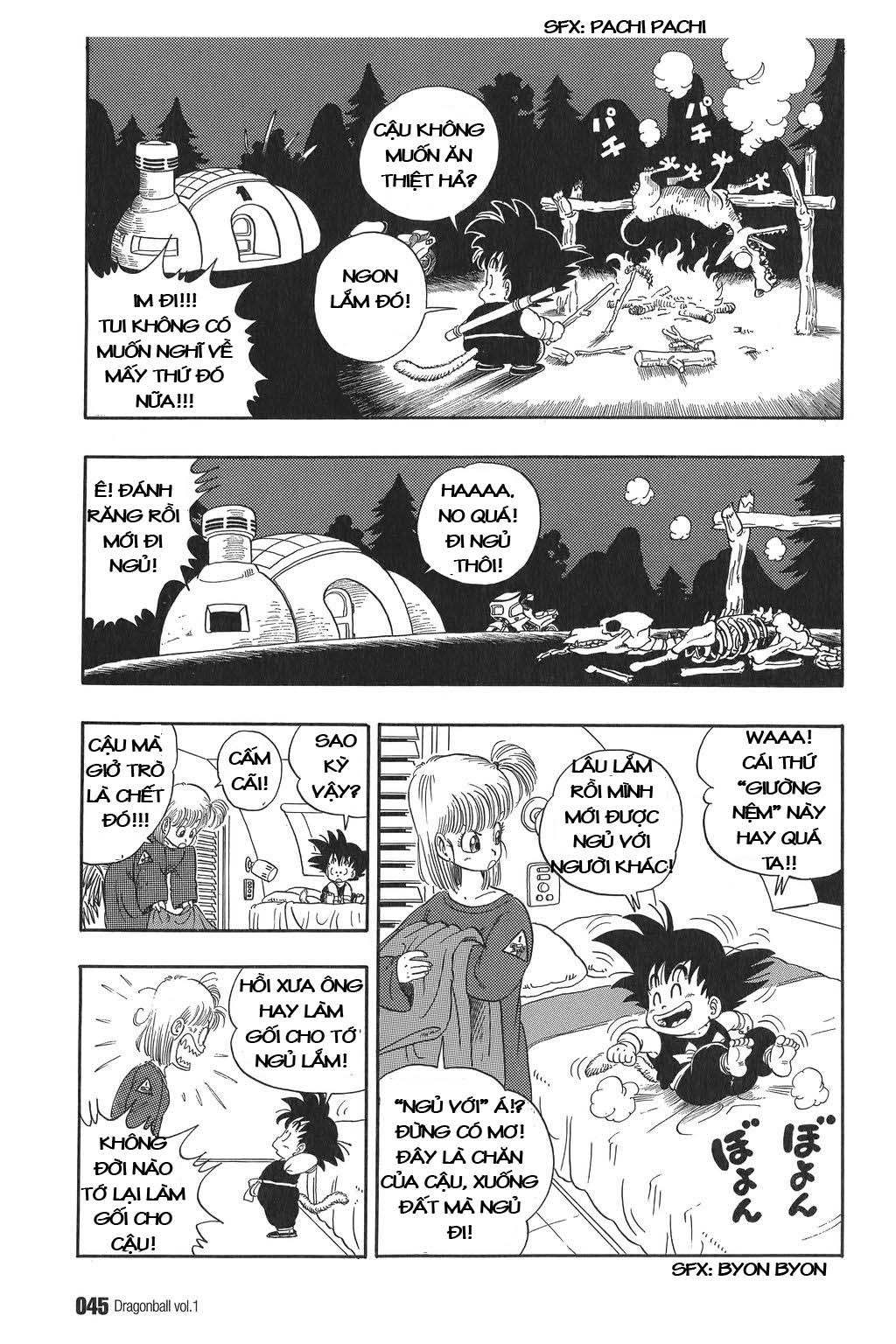 Dragon Ball chap 2 trang 11