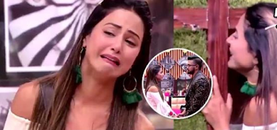 Bigg Boss 11: Rocky Jaiswal proposes love to Hina Khan in Bigg Boss house
