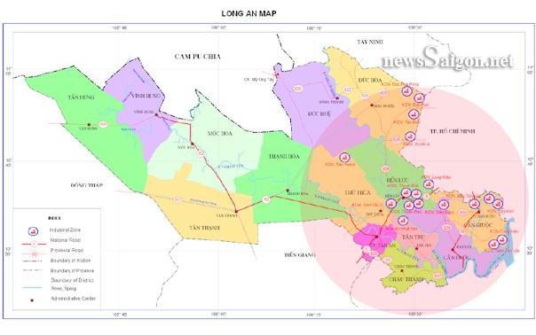 Vì sao thị trường đất nền Long An đang trở nên sôi động?