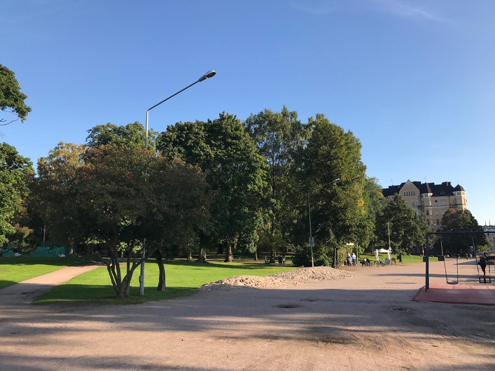 Parque Kaisaniemen