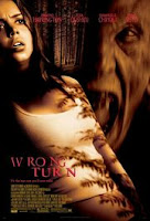 wrong turn, movies like wrong turn, horror movie wrongturn
