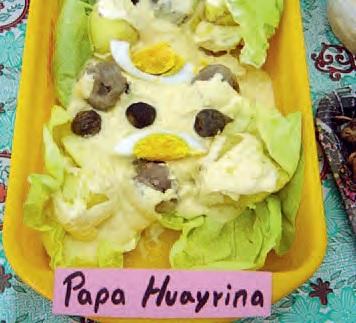 Papa Huayrina