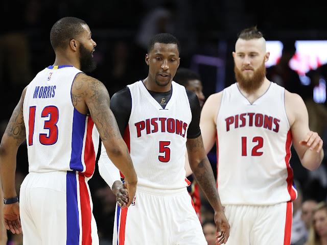 KCP en mode record : 38 points | PistonsFr, actualité des Detroit Pistons en France