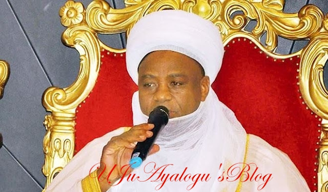 Sultan to Buhari: Take firm action on herdsmen, farmers' clashes