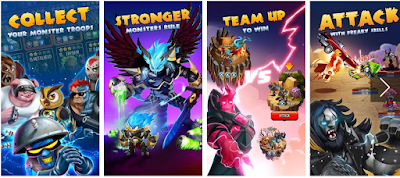 Download Game Monster Legends RPG v5.1.1 APK Terbaru