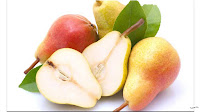 gambar buah pir, bahasa arab buah pir