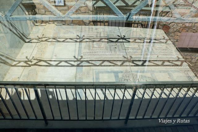 Mosaico romano, Medinaceli