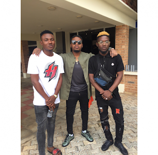 Olamide and the new YBNL acts