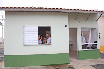 Superintendente da CAIXA destaca apoio da Prefeitura para a construção das 800 casas no Agrochá em Registro-SP