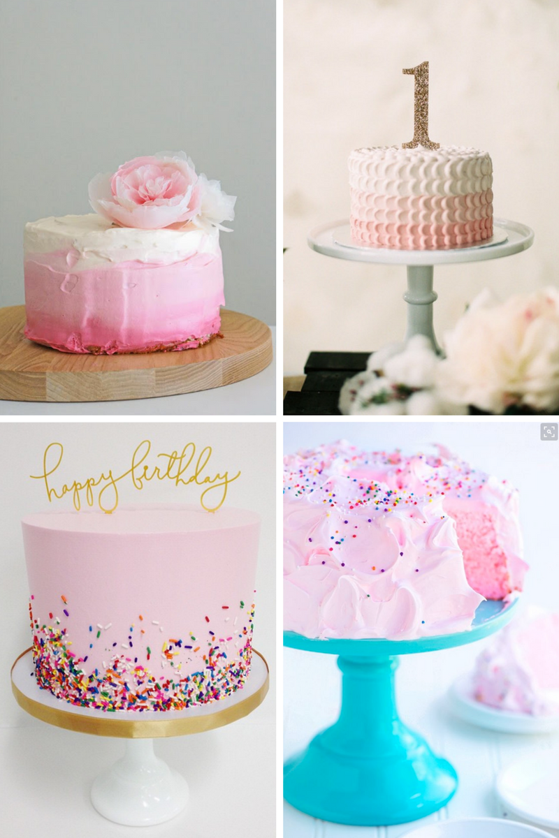 Wondrous The Dayleigh Girly Birthday Party Step 1 The Cake Funny Birthday Cards Online Eattedamsfinfo