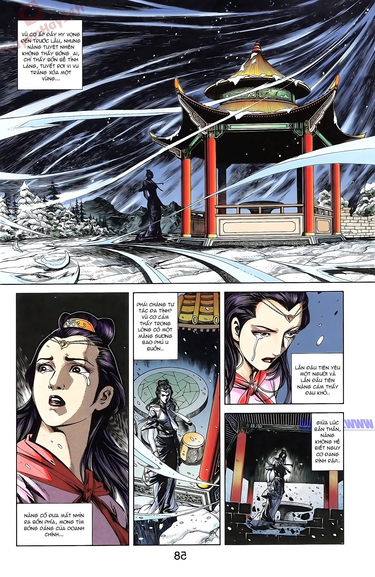 Tần Vương Doanh Chính chapter 51 trang 25