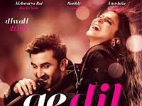 Film India Romantis: Ae Dil Hai Mushkil (2016) Film Subtitle Indonesia Full Movie Gratis