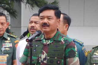 Panglima TNI: Tidak Ada Toleransi bagi Prajurit Pelanggar Netralitas!