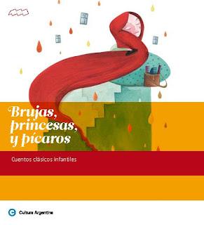 BRUJAS PRINCESAS Y PICAROS