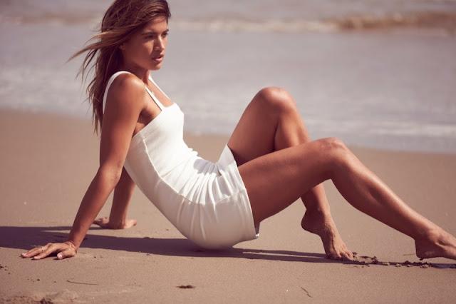 Revolve Beach Lookbook Summer 2016 featuring Rocky Barnes