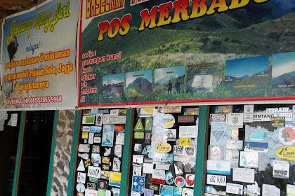 Pendakian Merbabu Jalur Selo Jateng 12-13 Mei 2012