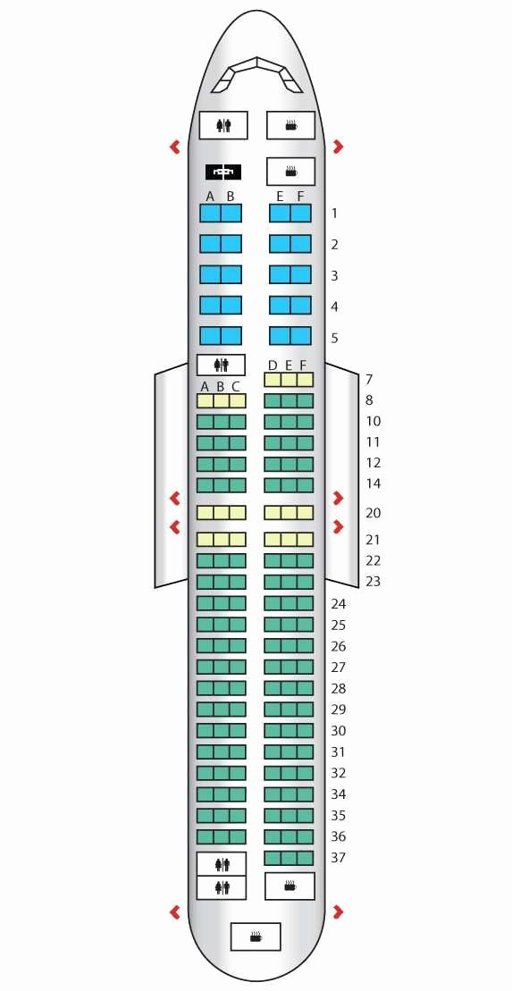 Lovely Boeing 737 800 Seat Map Seat Inspiration