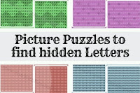 Can you find the hidden letters?