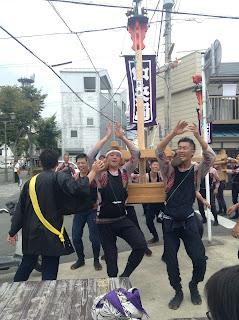 shimoda obon festival