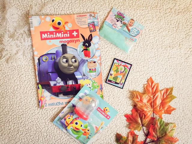 Nowy magazyn MiniMini+ z 3 super niespodziankami | Wydawnictwo MSZ