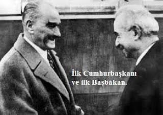 İlk Cumhurbaşkanı Atatürk'ün İlk Başbakan İsmet Paşa'ya Yazdığı Tarihi Mektup  Üstüne