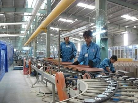Nhà máy ngói Viglacera Thăng Long