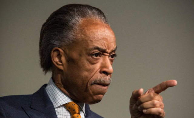 Al Sharpton Disregards Major Factor in Gun Control Argument
