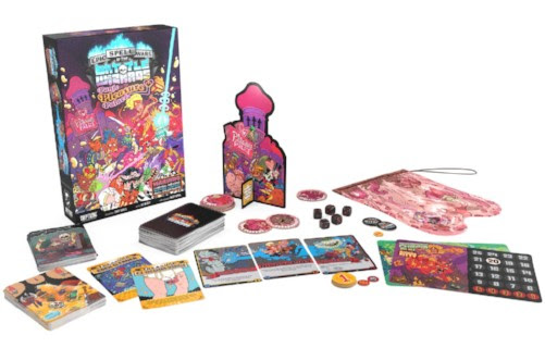 Cryptozoic Entertainment Epic Spell Wars of the Battle Wizards Panic at the Pleasure Palace
