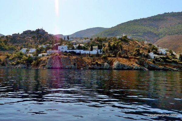 Ilha de Hidra - Arquipélago Argo-Sarônico, Grécia