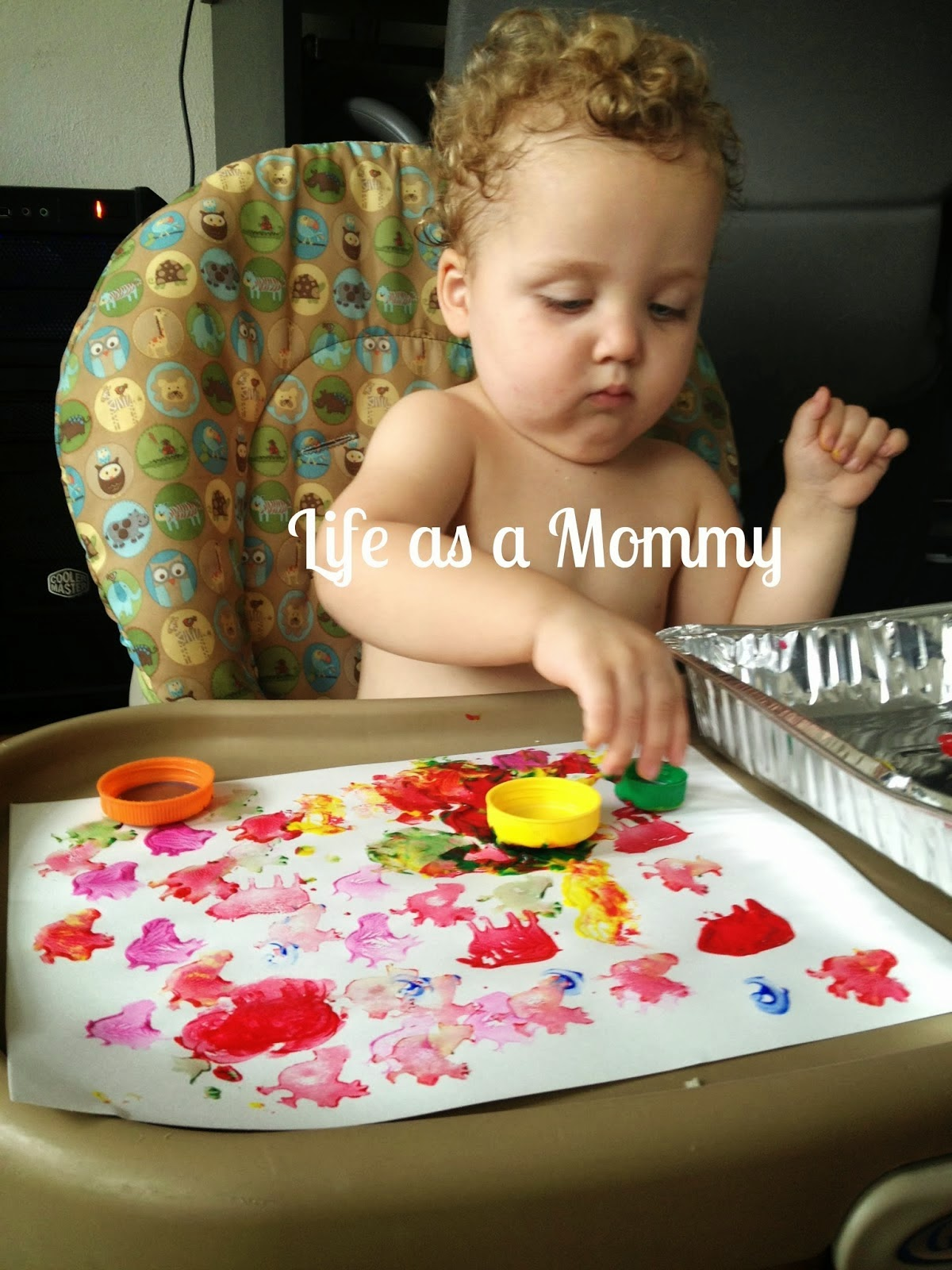 homemade stamps for children