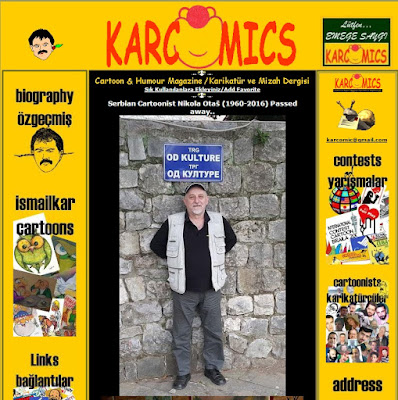 Karcomics Magazine