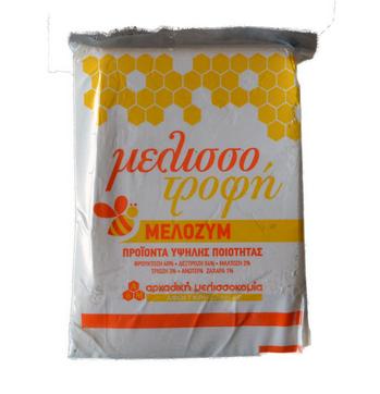 Τροφή Μελοζύμ με Nozevit απο την Αρκαδική Μελισσοκομία για την πρόληψη και την θεραπεία της Νοζεμίασης