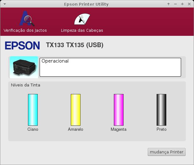Linux dicas e suporte: Utilitário para impressoras Epson no
