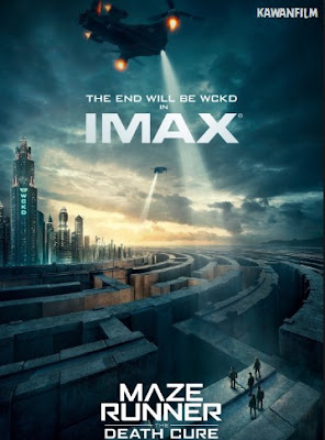 Maze Runner: The Death Cure (2018) Bluray Subtitle Indonesia